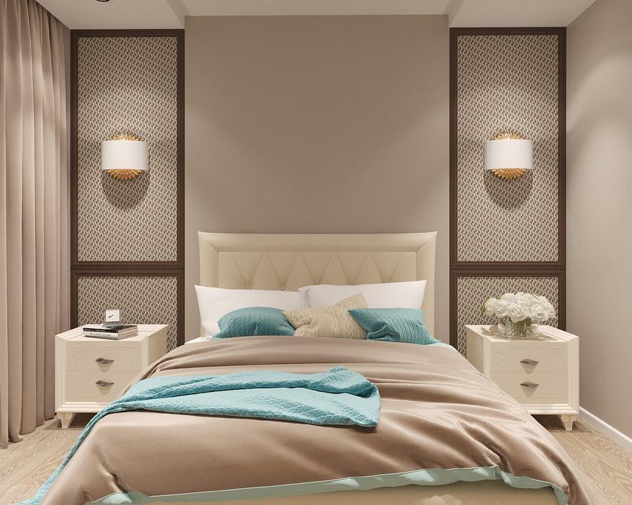 интериор на спалня