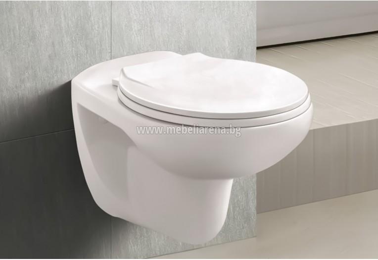 Стенна-конзолна тоалетна чиния